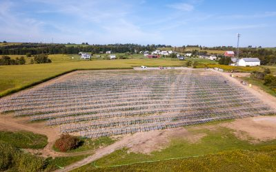 Little Falls solar project moving right along
